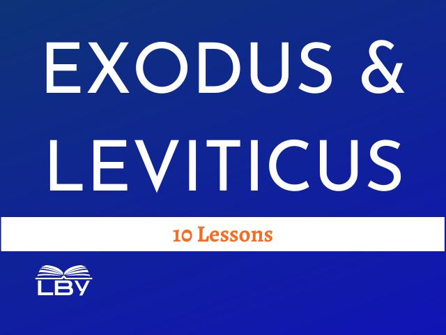 2. EXODUS and LEVITICUS