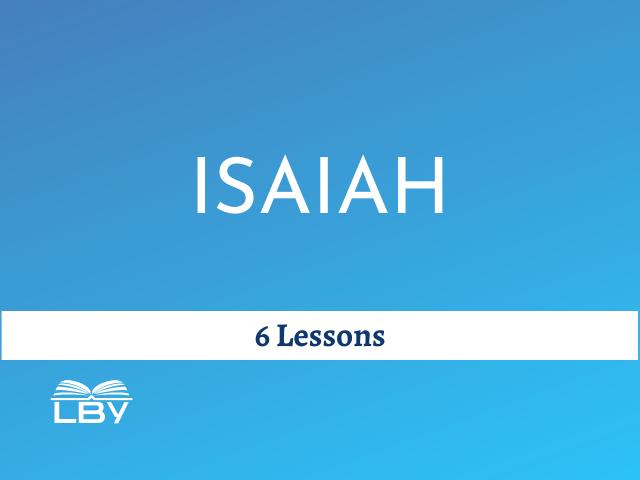 12. ISAIAH