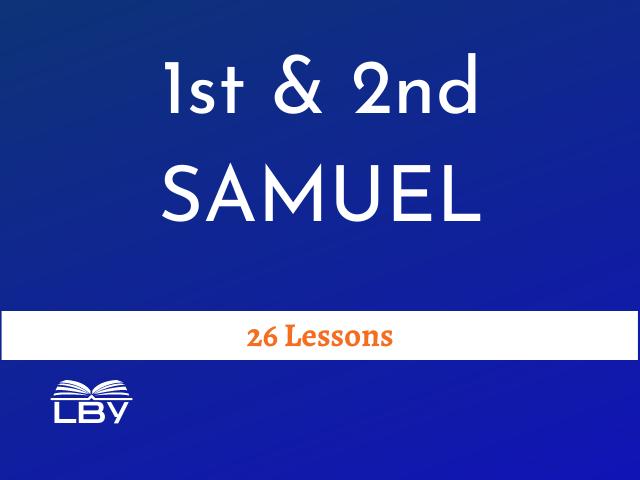 5. 1st & 2nd SAMUEL
